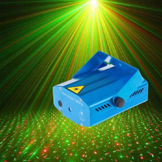 Small laser stage lighting for Party wedding club laser show with remote control